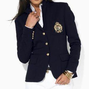 Ralph Lauren Crested Blazer 🌹🌹